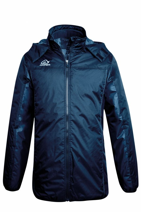 BELATRIX Winter Jacket, Blue, Front View
