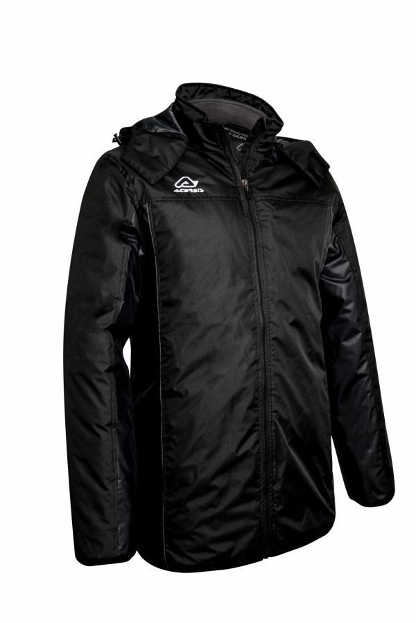 BELATRIX Winter Jacket, Black, Side View