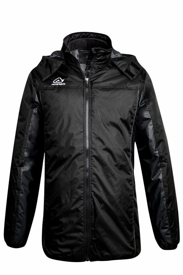 BELATRIX Winter Jacket, Black, Front View