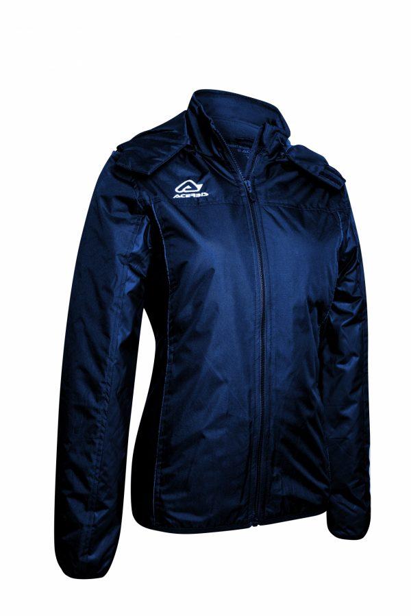 BELATRIX Woman Winter Jacket, Blue, Side View
