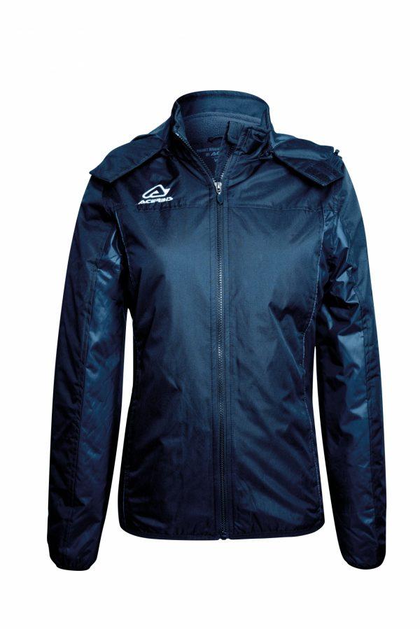 BELATRIX Woman Winter Jacket, Blue, Front View