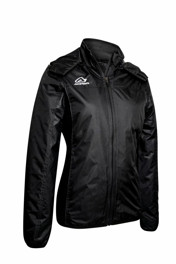 BELATRIX Woman Winter Jacket, Black, Side View